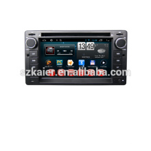 Android 7.1 Car DVD player/ Qcta core Victoria car GPS with FM WIFI RADIO Mirror Link