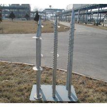 Винт заземления для монтажной конструкции солнечной панели