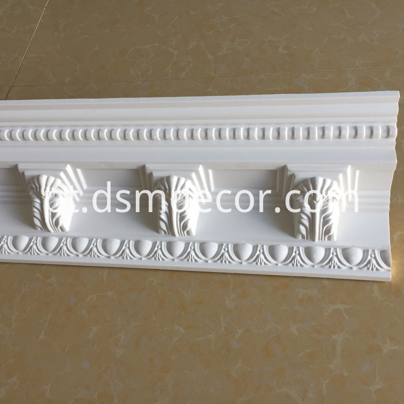 PU Crown Mouldings