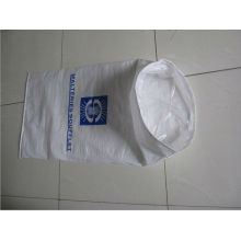 Factory sale sugar bag 10kg with inner bag and Bopp film
