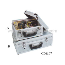 hochwertige 30 & 45 CD Laufwerke (10mm) Aluminium CD Box Großhandel