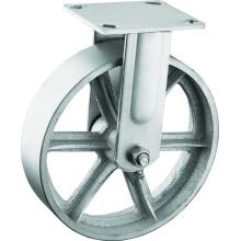 """Caster di metallo rigido con 8 x 2 """"Wheel"""