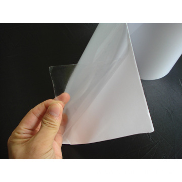 Clear PVC Self Adhesive Digital Vinyl Film