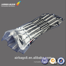 Encher o saco de almofada de ar inflável de cartucho de toner preto ar
