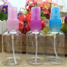 250ml Runde Plastikflasche für Körperwäsche (PETB-03)