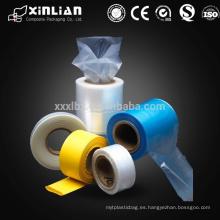 China hizo el precio de fábrica Transparente BOPP película de estiramiento de plástico