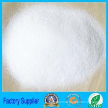 Poliacrilamida catiónica blanca en polvo MSDS para Residuos de Aguas