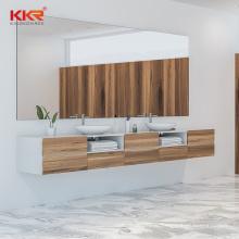 Solid Wood foshan bathroom vanities
