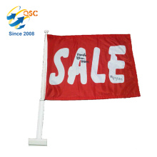 advertising flag flag car window flags direct sale