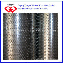 Mild Steel perforated metal sheet rolls