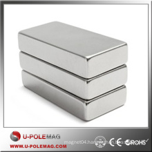 Neodymium Magnet Cube N35/Block NdFeB Magnet F100X40X30MM/Magnet Neo Block Axial