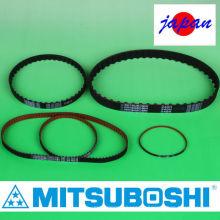 Mitsuboshi Cinturón flexible y correa de distribución de peso ligero. Hecho en Japón