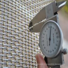 Fil de filtre en acier inoxydable de 20 microns