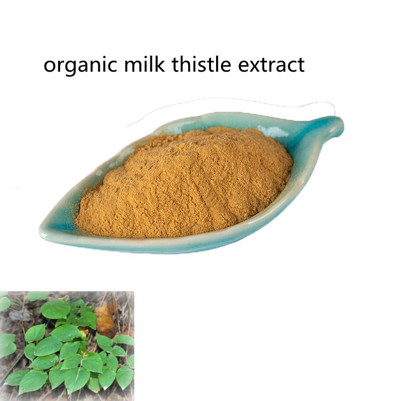 Organic Milk Thistle Extract