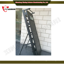 NIJ level III / iiia / Iv Портативный защитный лестничный щит