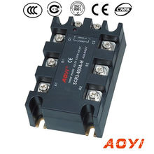 Enhanced high pressure relay solid state SCR3-40DA-H
