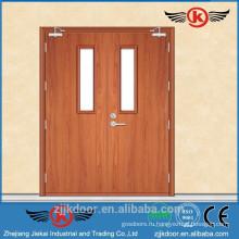 JK-FW9104 180-градусная дверца с шарнирной дверью / противопожарная дверь UL / 3-часовая противопожарная дверь