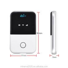 4G Wireless Hotspot Pocket Wifi Router 4G Lte Captive Portal Modem With Sim Slot