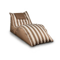 Fabric material and home furniture general use beanbag