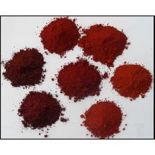 Пигмент для производства красной окиси железа
