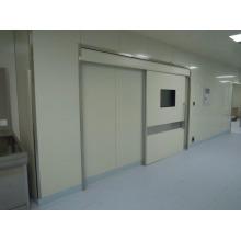 Ensemble de porte manuelle d'hôpital