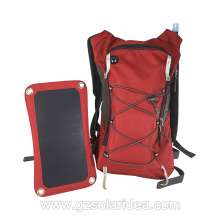 Cycling Sport Backpack Solar Phone Charger