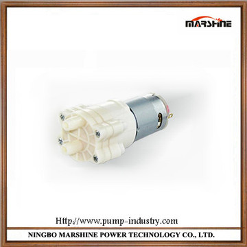 Mini DC self priming irrigation electric water pump
