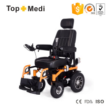 Shocking Proof Detachable Battery Reclining Power Electric Wheelchair