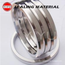 Joint d'articulation d'anneau en acier inoxydable API 6A Oval / Octa