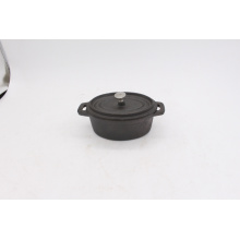 Oval Cast Iron Pots for cooking