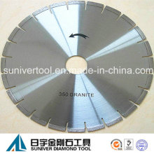 "14"" Laser Welding Diamond Granite Saw Blade (SUGSB)"