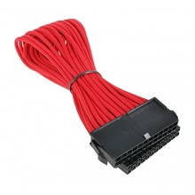 Câble d'alimentation d'extension ATX 24 broches (rouge)