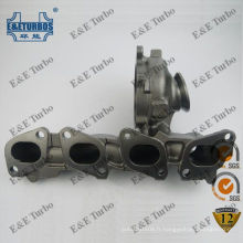 Collecteur Turbo GT17 740067 755046 766340 773720