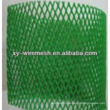 Enrejado de la alta calidad que rejilla el alambre de alambre plástico para la venta