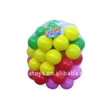 plastic kids rolling ball