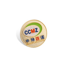 Enamel Lapel Pin, Gold Plated Badge (GZHY-LP-025)