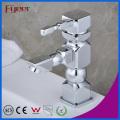Fyeer Original Design Geometry Style Простая индивидуальность Хромированный смеситель для мойки смесителя для мытья посуды Wasserhahn