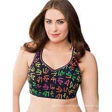 Custom Sublimation Sports Bra,