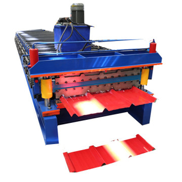 pv4 dakplaat making machine
