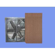 Almohadilla de enfriamiento de marco galvanizado