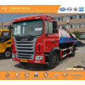 JAC euro3 12000L fecal tank suction truck
