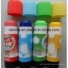 Pvp color pegamento Stick con alta calidad