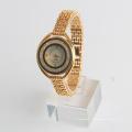 Movt de lujo de japón de la pulsera de la aleación del reloj de señora. Ver precios