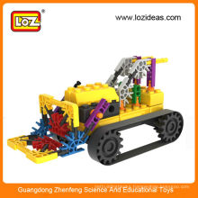 Truck Building blocks 5 in 1 Toy Bricks puzzle Educational Toys for Child