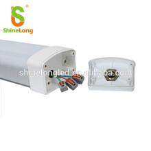 UL 2400mm 100W IP65 wasserdichte dampfdichte LED-Leuchten