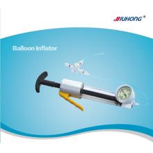CE marcado de dispositivo de inflado de balón de dilatación Cardia