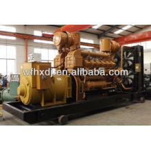 10KW-1000KW gás natural gerador elétrico com CE ISO