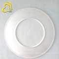 100% novo design de placa de jantar de melamina
