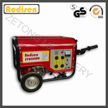 5.5kVA Portable Electricity Alternator Gasoline Generator (set) with Three Phase