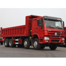 SINOTRUK HOWO 8x4 Dump Truck with day cab, 290HP